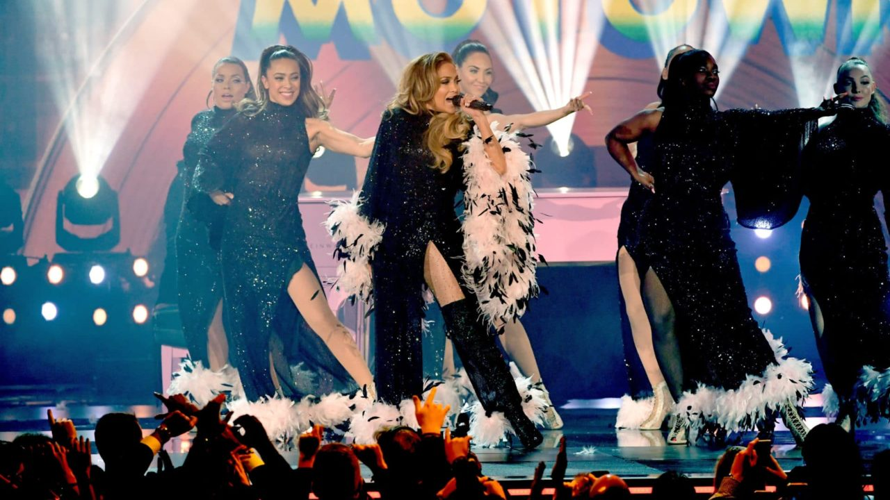 People Have A Lot Of Feelings About Jennifer Lopez's Motown Tribute