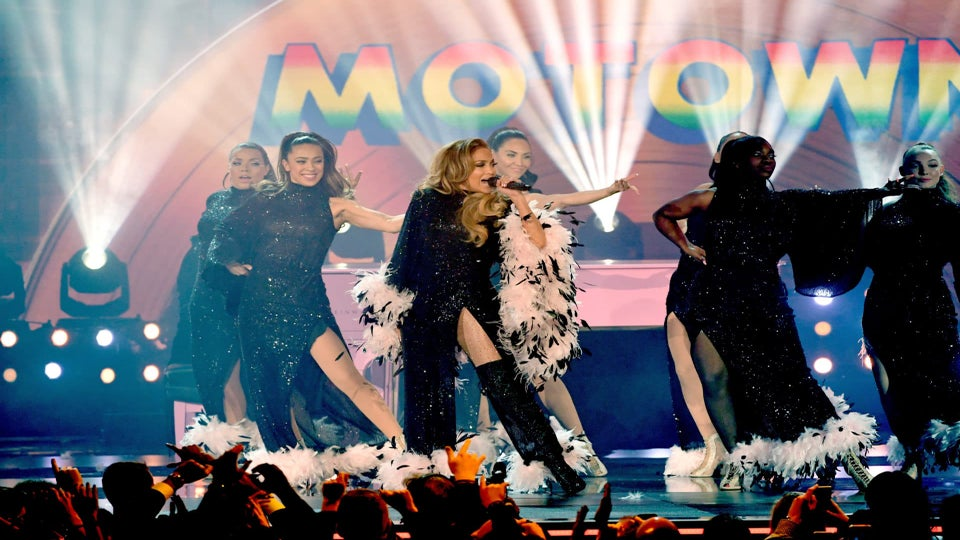 People Have A Lot Of Feelings About Jennifer Lopez's Motown Tribute