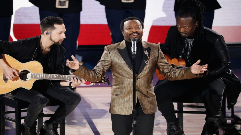 Is Anthony Hamilton's Rendition Of 'The Star-Spangled Banner' Your New Fave?