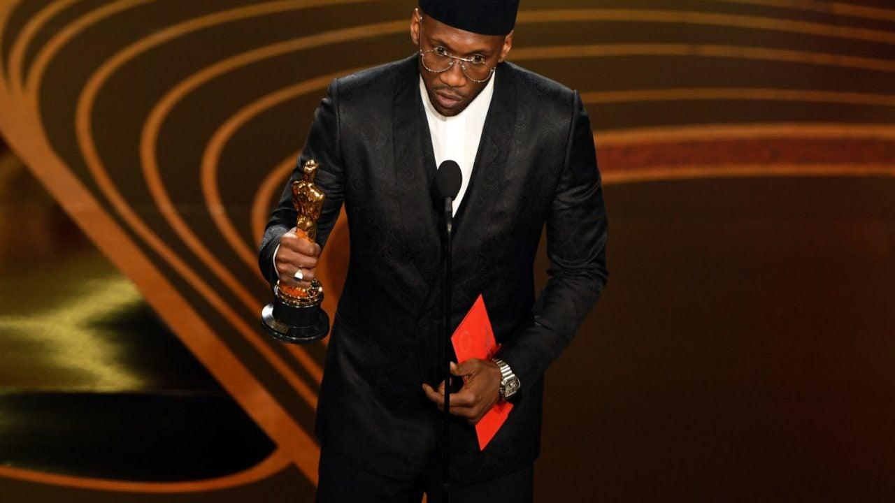 Mahershala Ali Is Now A Two-Time Academy Award Winner