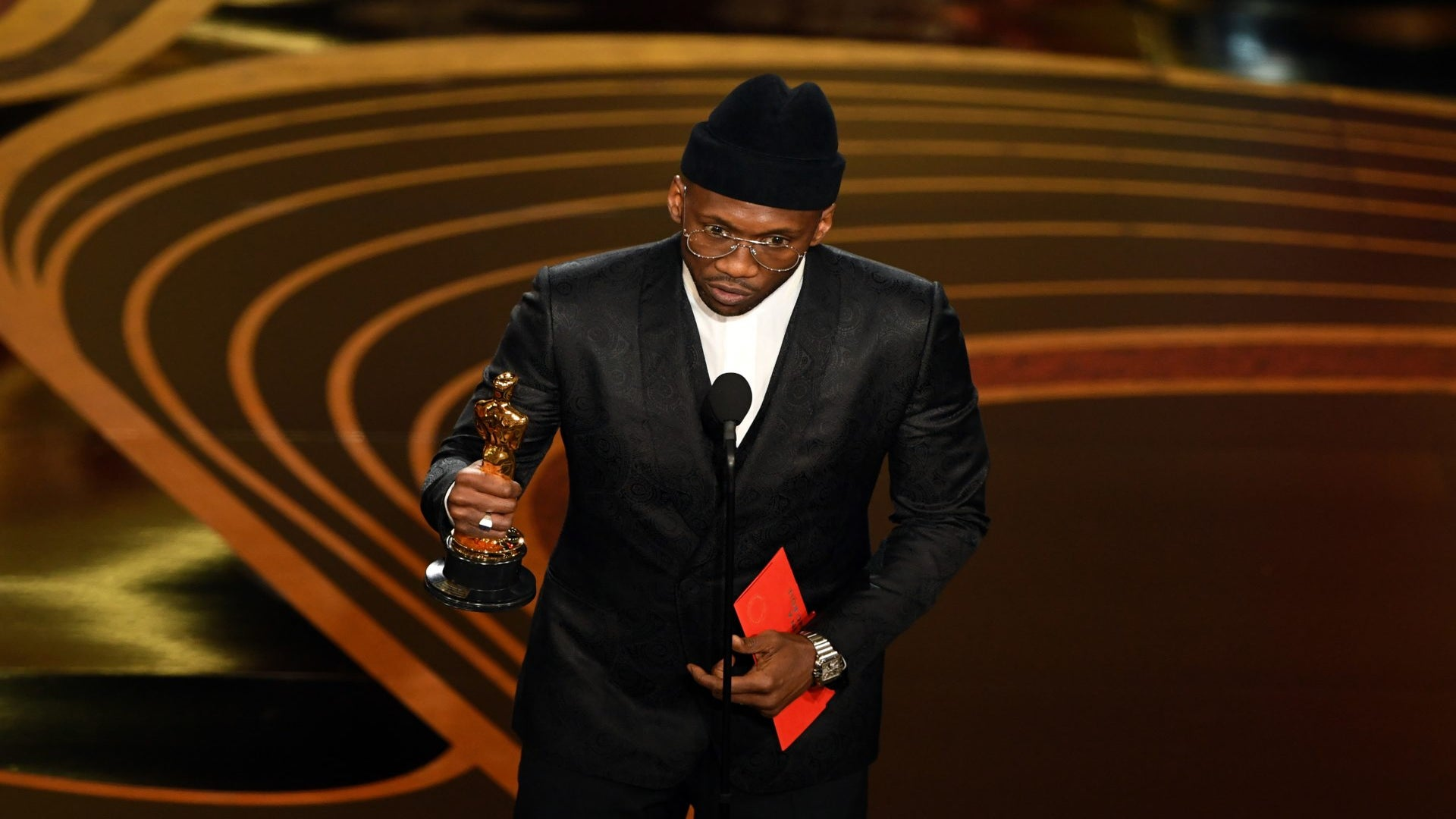 Mahershala Ali Is Now A Two-Time Academy Award Winner