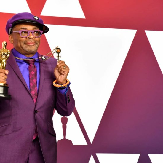 Spike Lee Said He's Not Falling For Donald Trump's Twitter Attack After Oscars Speech