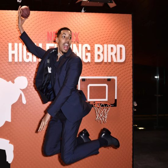 Watch The Cast Of Netflix's 'High Flying Bird' Talk Sports, Race And The Ownership Of Athletes