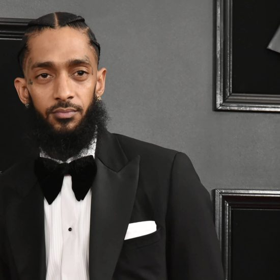 After Nipsey Hussle's Fatal Shooting, Police Are Looking For 'Black Male' Suspect
