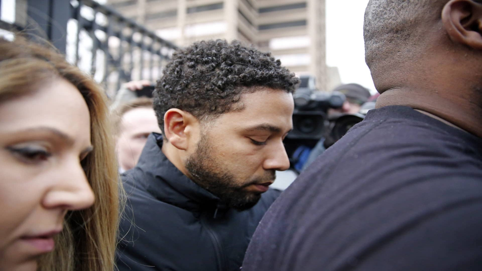 'What If Jussie Is Telling The Truth?': Jussie Smollett's Brother Pens Op-Ed In Actor's Defense