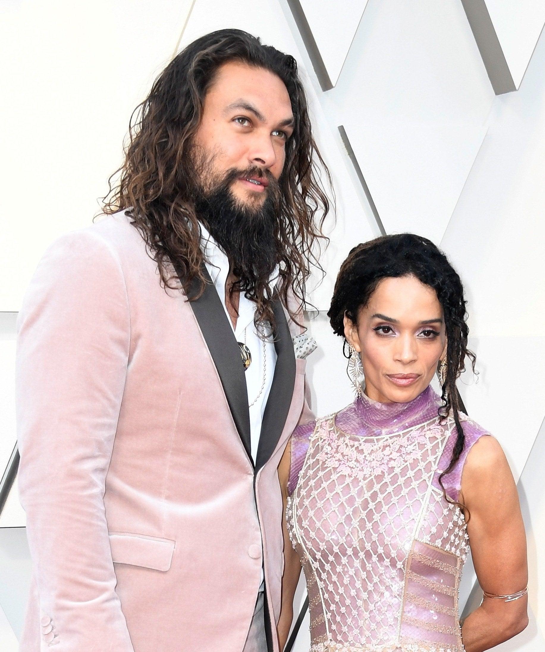 2019 Jason Momoa: Lisa Bonet And Hubby Jason Momoa Honor Karl Lagerfeld On