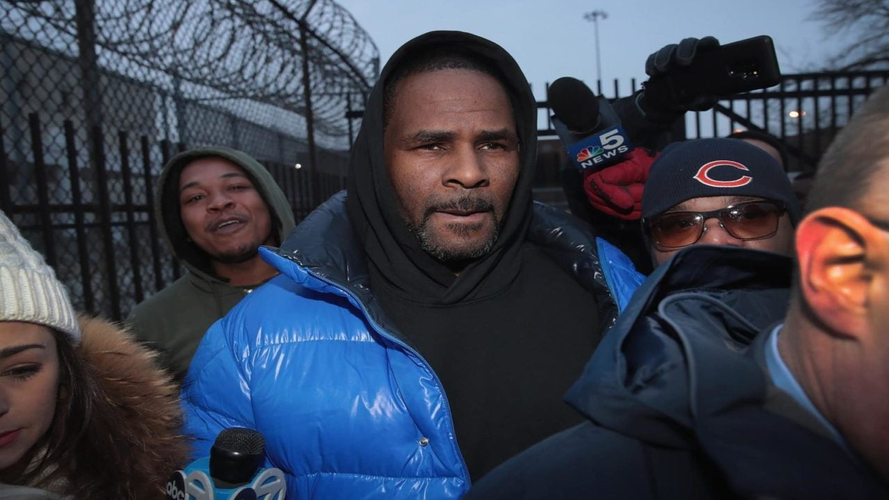 Judge Allows Cameras in Courtroom For R. Kelly's Sex Abuse Trial
