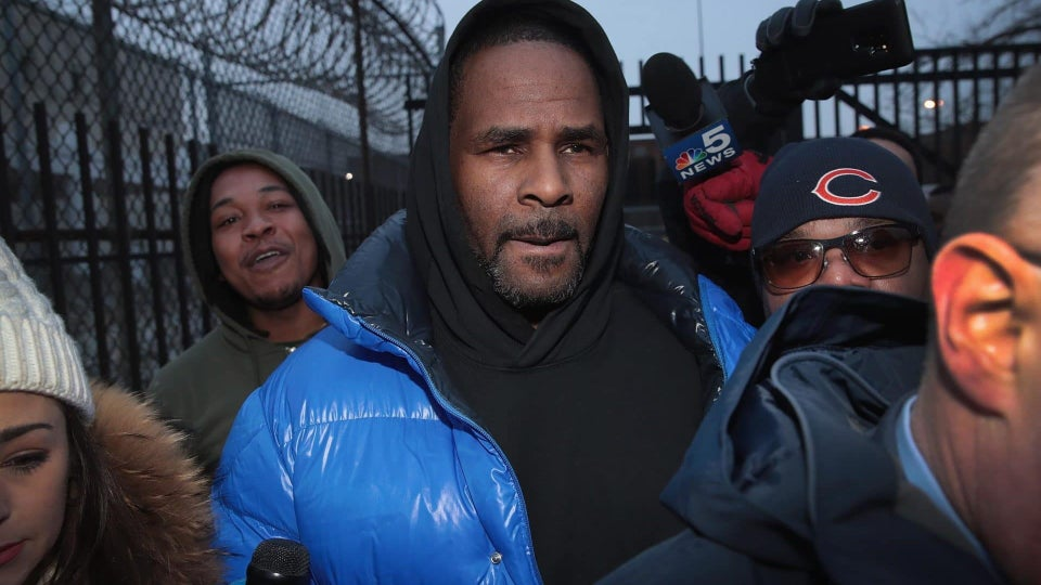 A Third Tape Appears to Show R. Kelly Sexually Abusing Underage Girls