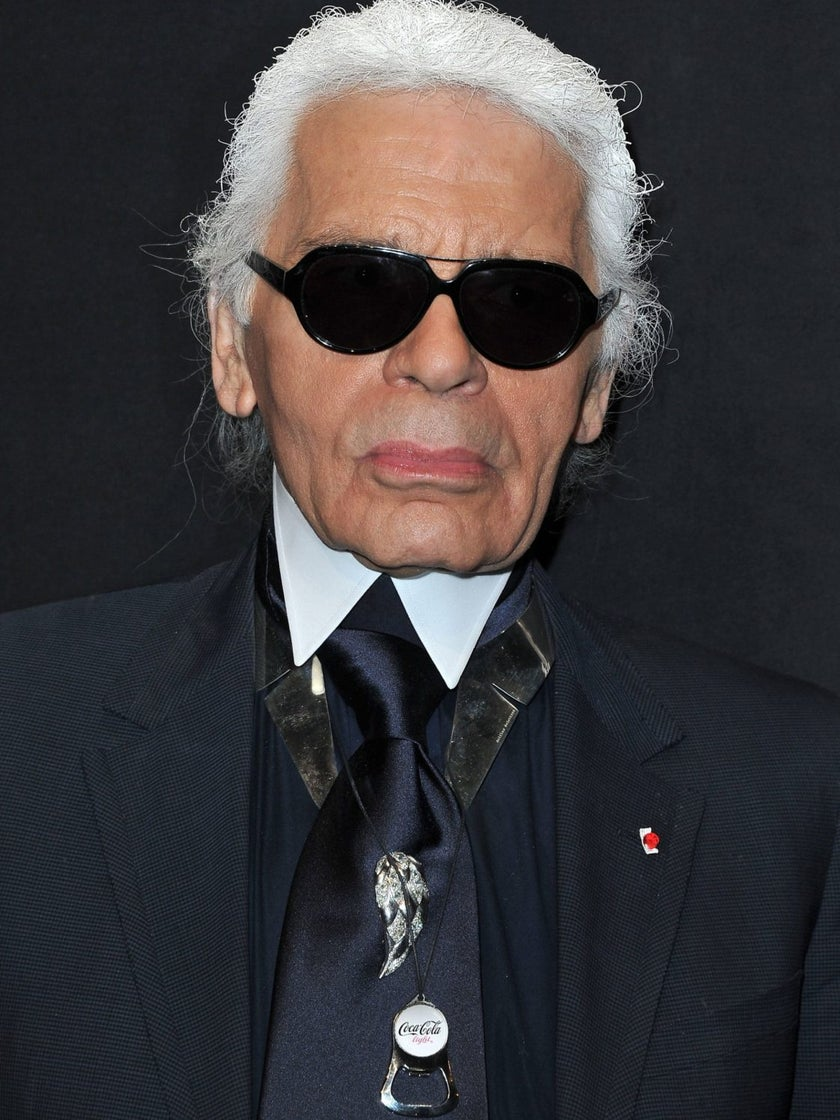 Karl Lagerfeld Dies At 85 Stars Remember The Legendary Fashion Designer