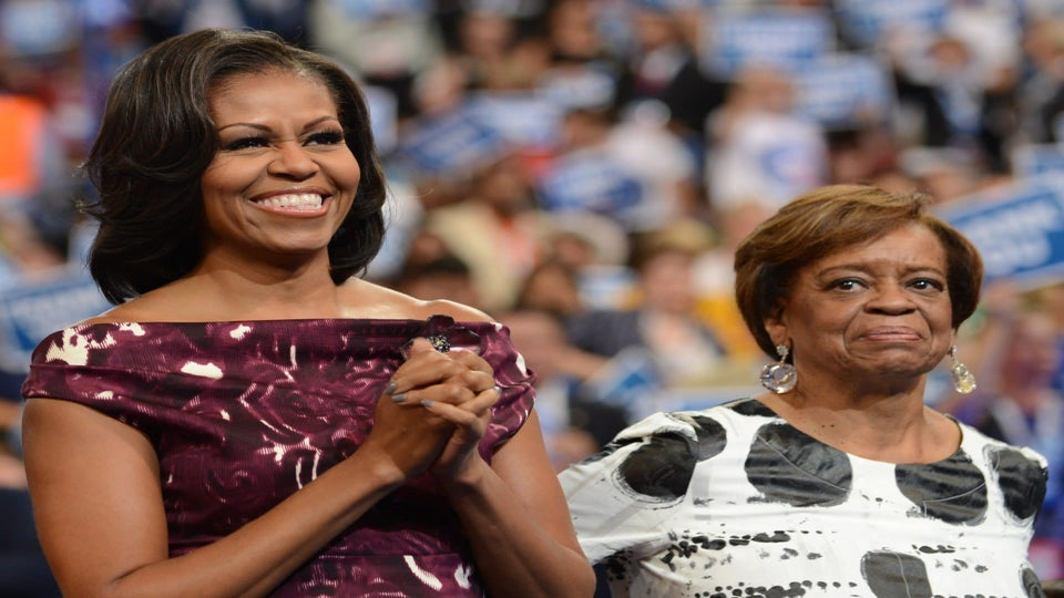 These Texts From Michelle Obama's Mom Might Remind You Of Your Own Parents