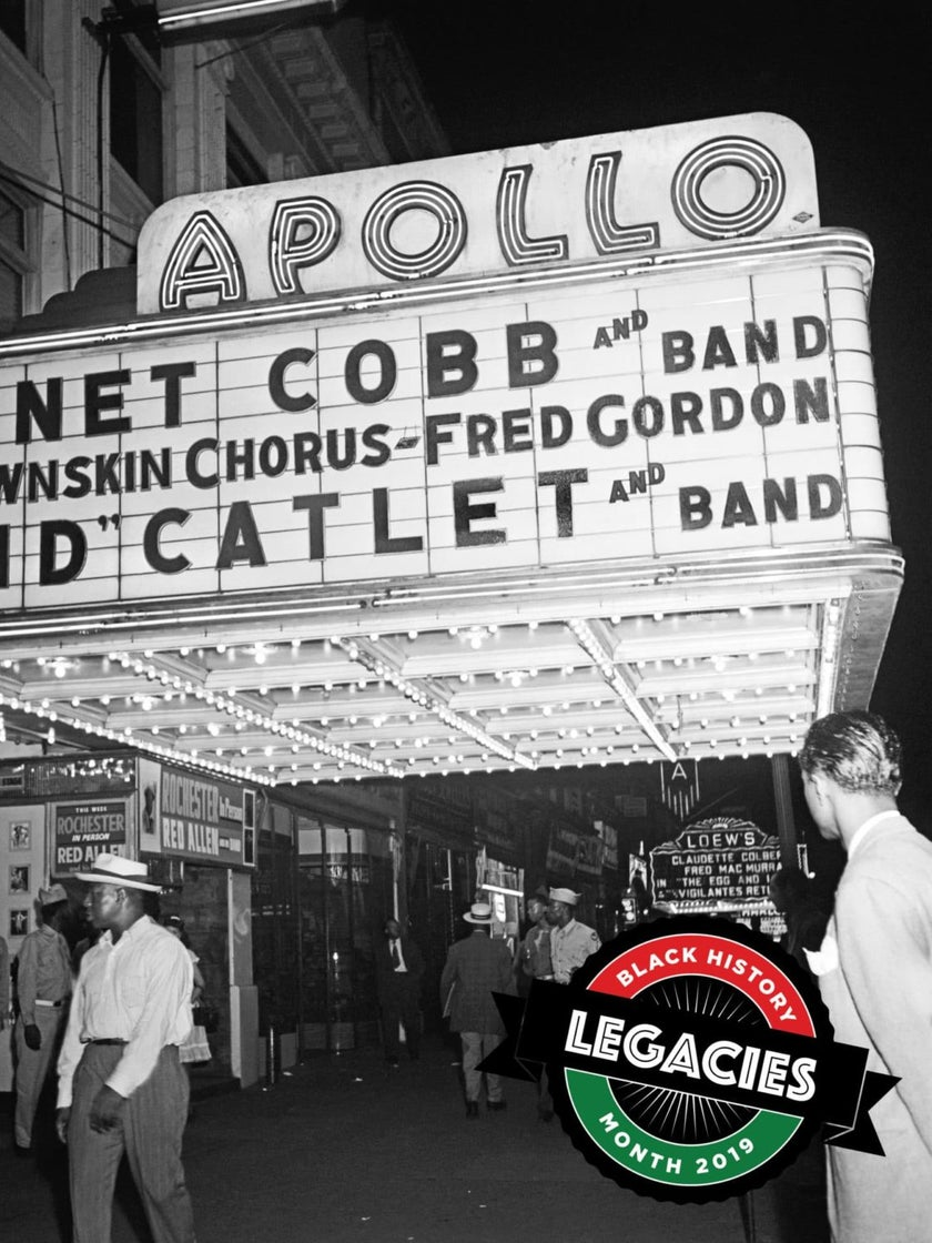 Cultural Icon Apollo Theater Sets New Goals As It Celebrates Its 85th Anniversary