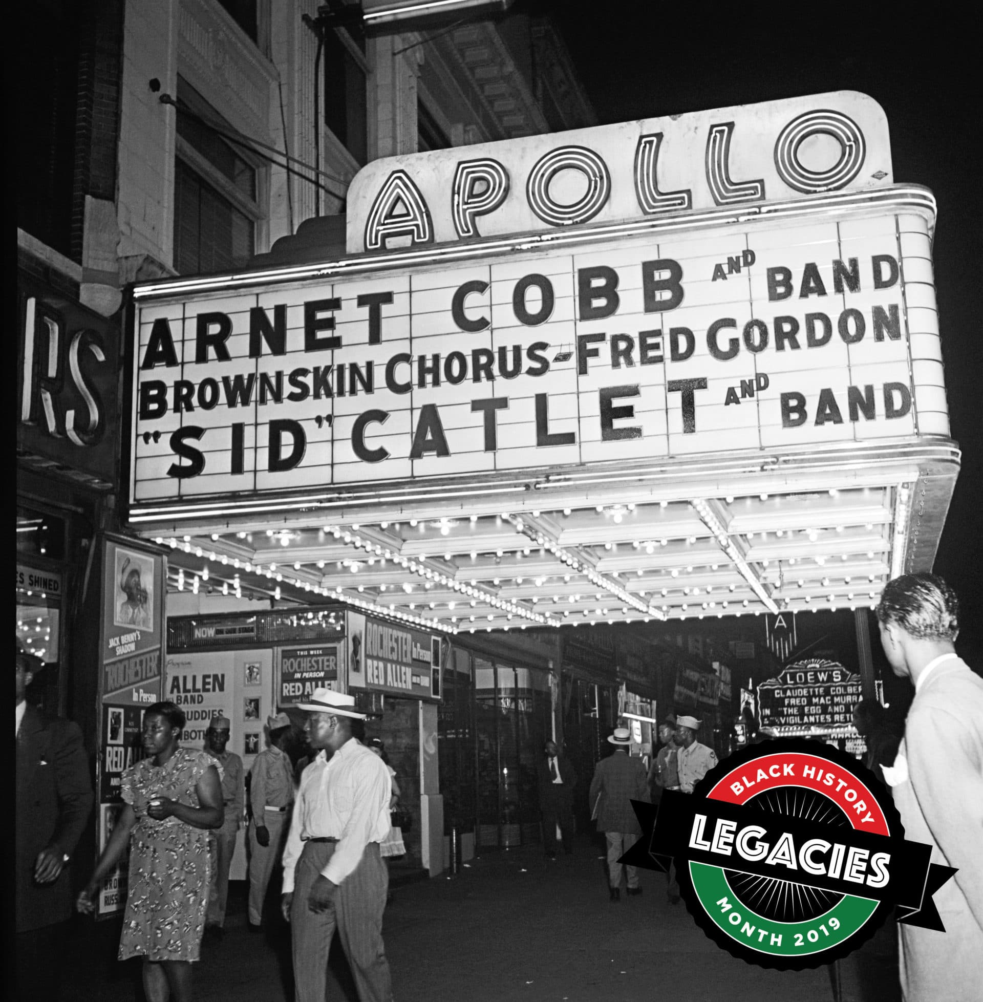 Cultural Icon Apollo Theater Sets New Goals As They Celebrate Their 85th Anniversary