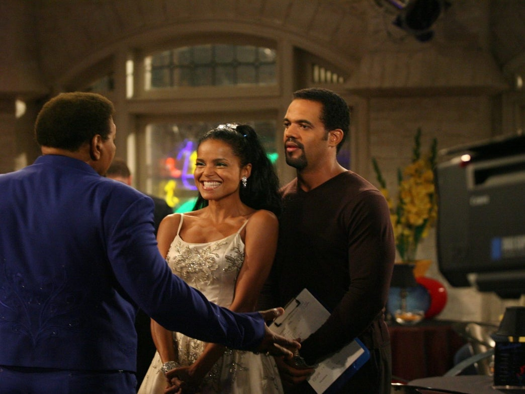 Shemar Moore and Victoria Rowell Will Reunite To Honor Kristoff St. John On Upcoming Episode Of 'The Young and the Restless'