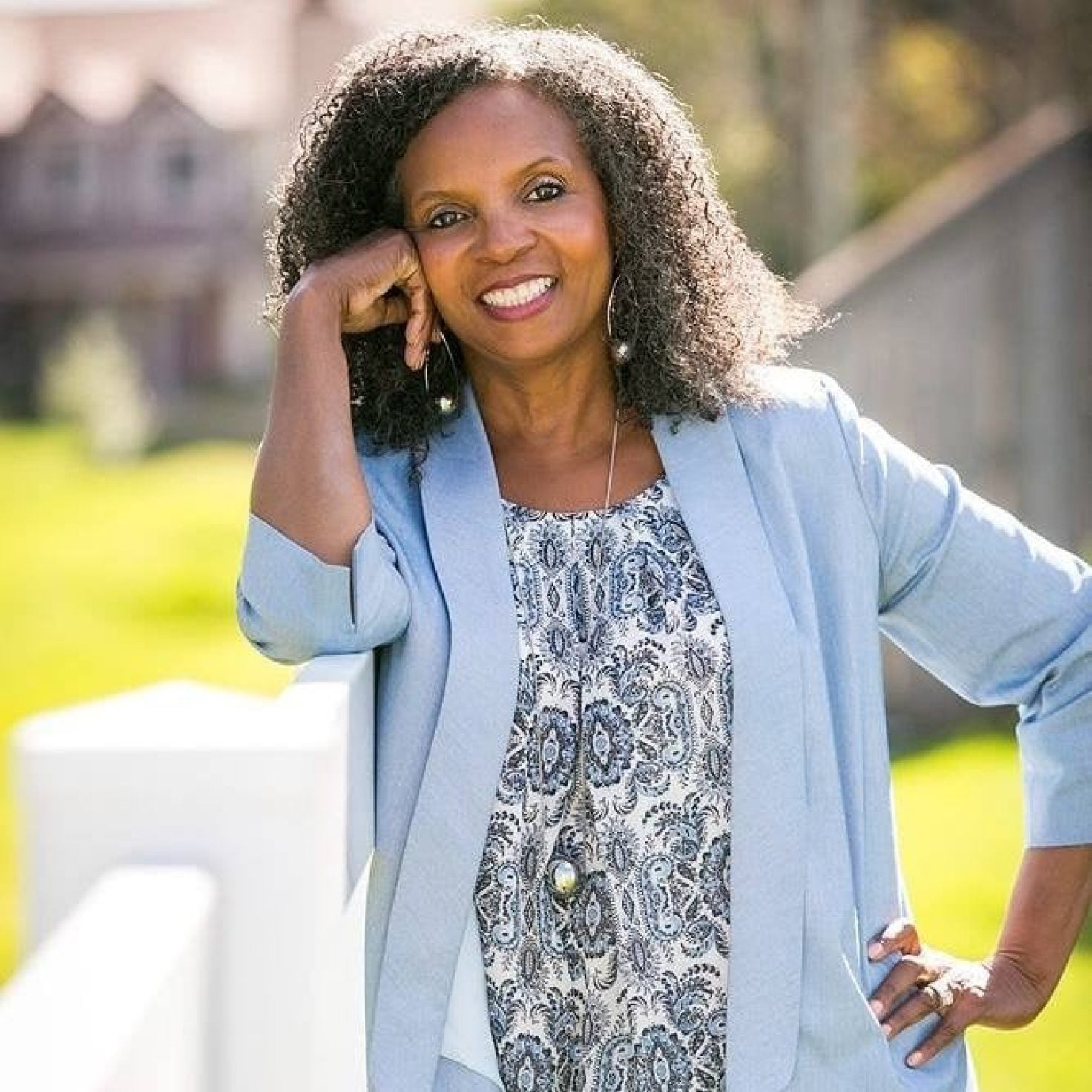 In Her We Trust: Dr. Rosemarie Allen Is An Education Expert Who Wants To End Classroom Bias