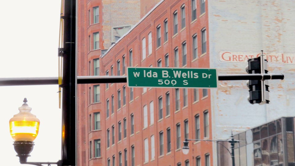 Ida B. Wells Becomes First Black Woman With A Chicago Street Named After Her