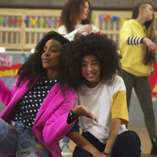 We Were On The Set Of Kelly Rowland's New Music Video 'Crown,' Which Encourages Girls And Women To Love Their Hair