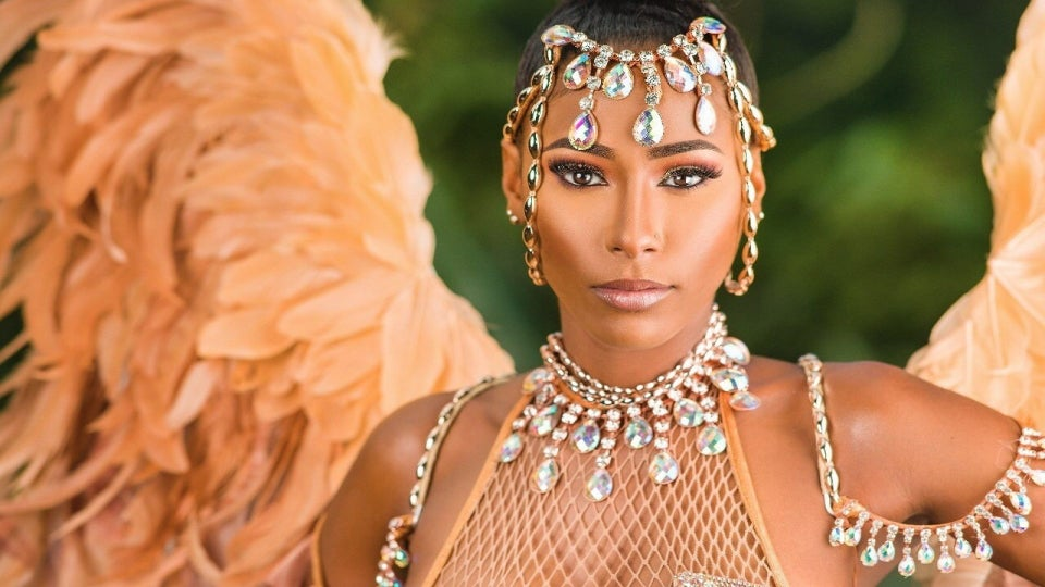 Kandi King Became The Go-To Carnival Girl Queen In The Caribbean And Turned It Into A Business