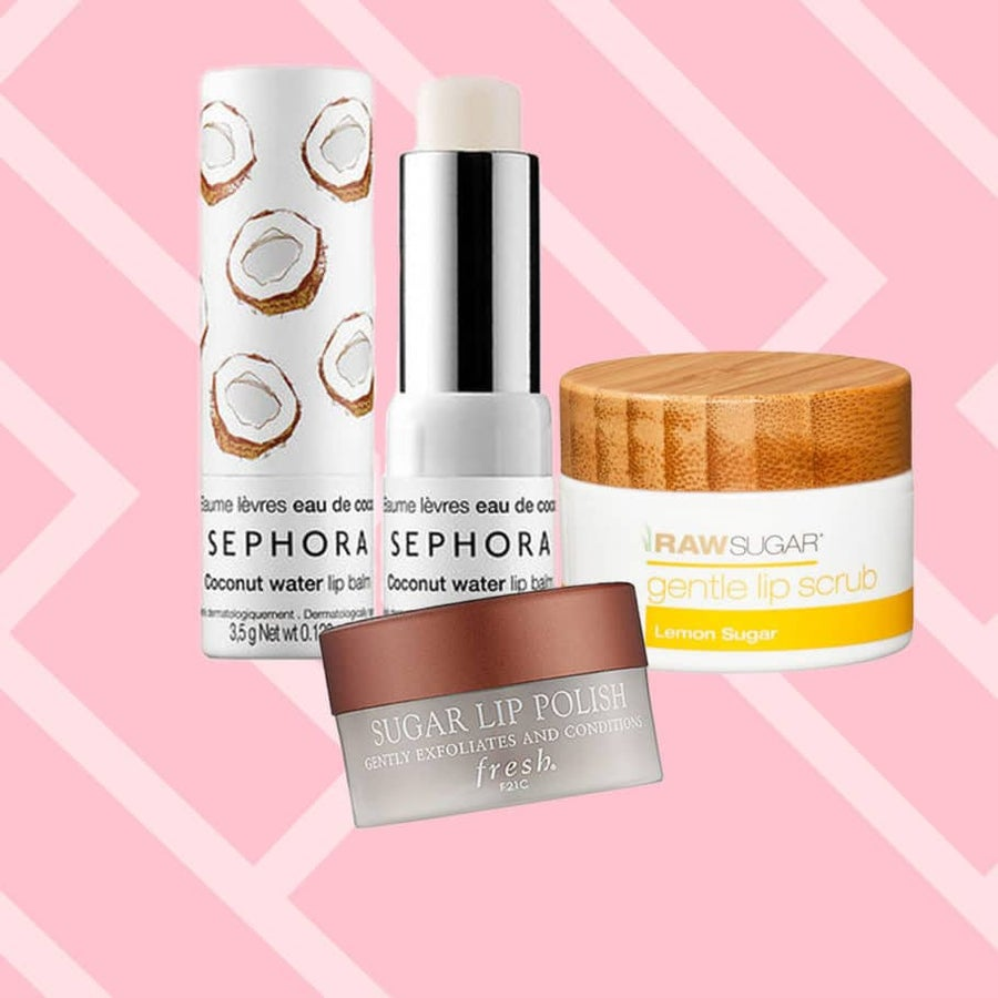 7 Scrubs That Will Restore Your Lips to Their Full Glory