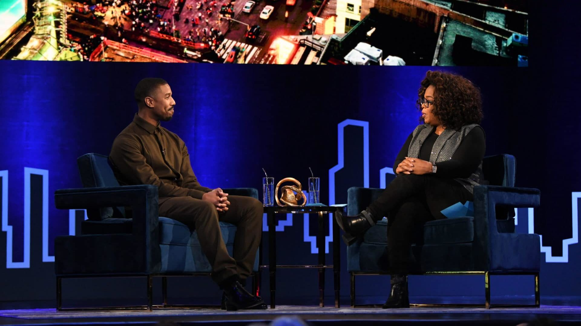 Michael B. Jordan Tells Oprah Winfrey About About The Time He Only Wanted Roles That Were For White Men