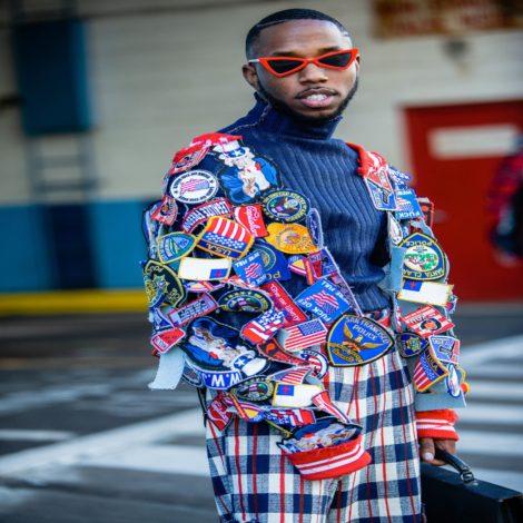 Men's Street Style Kept Us Awestruck Throughout New York Fashion Week