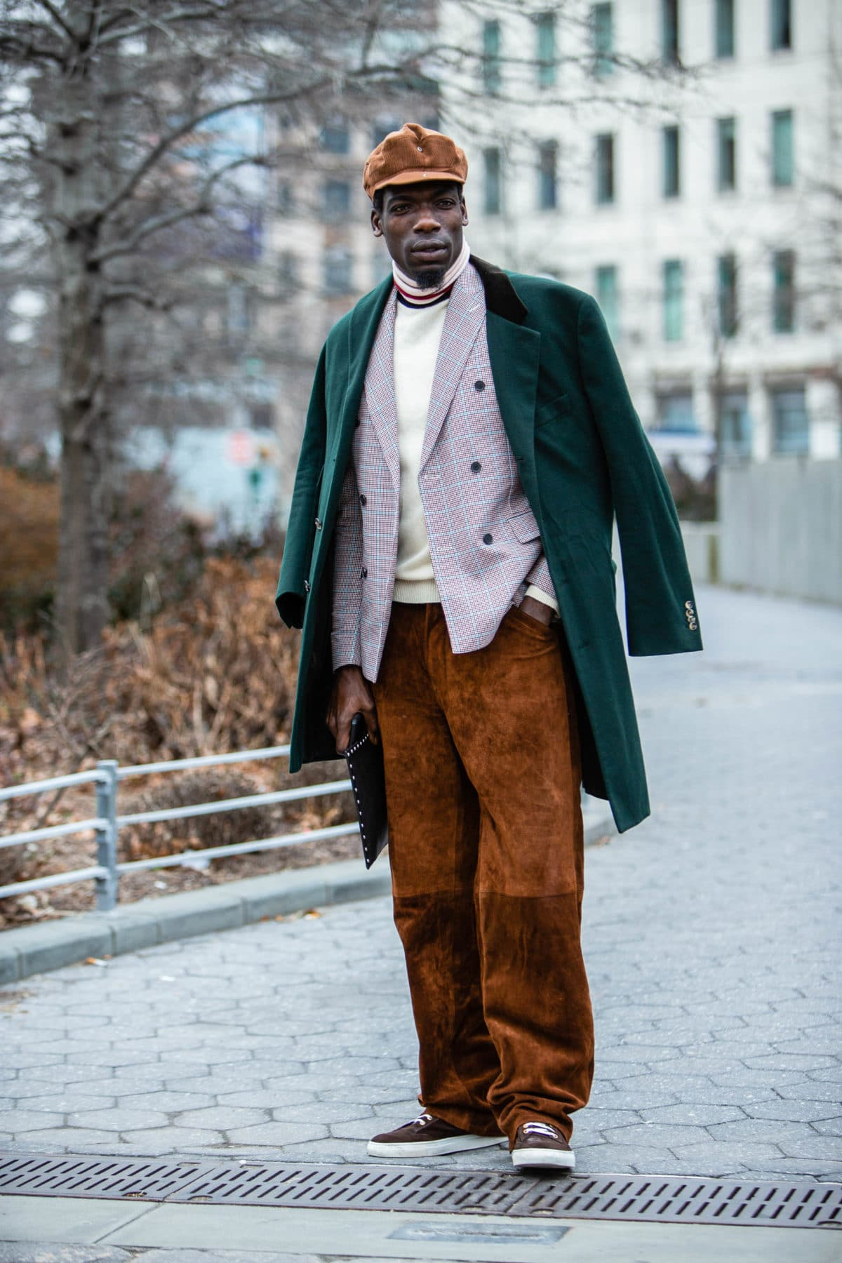 Men's Street Style Kept Us Awestruck Throughout New York
