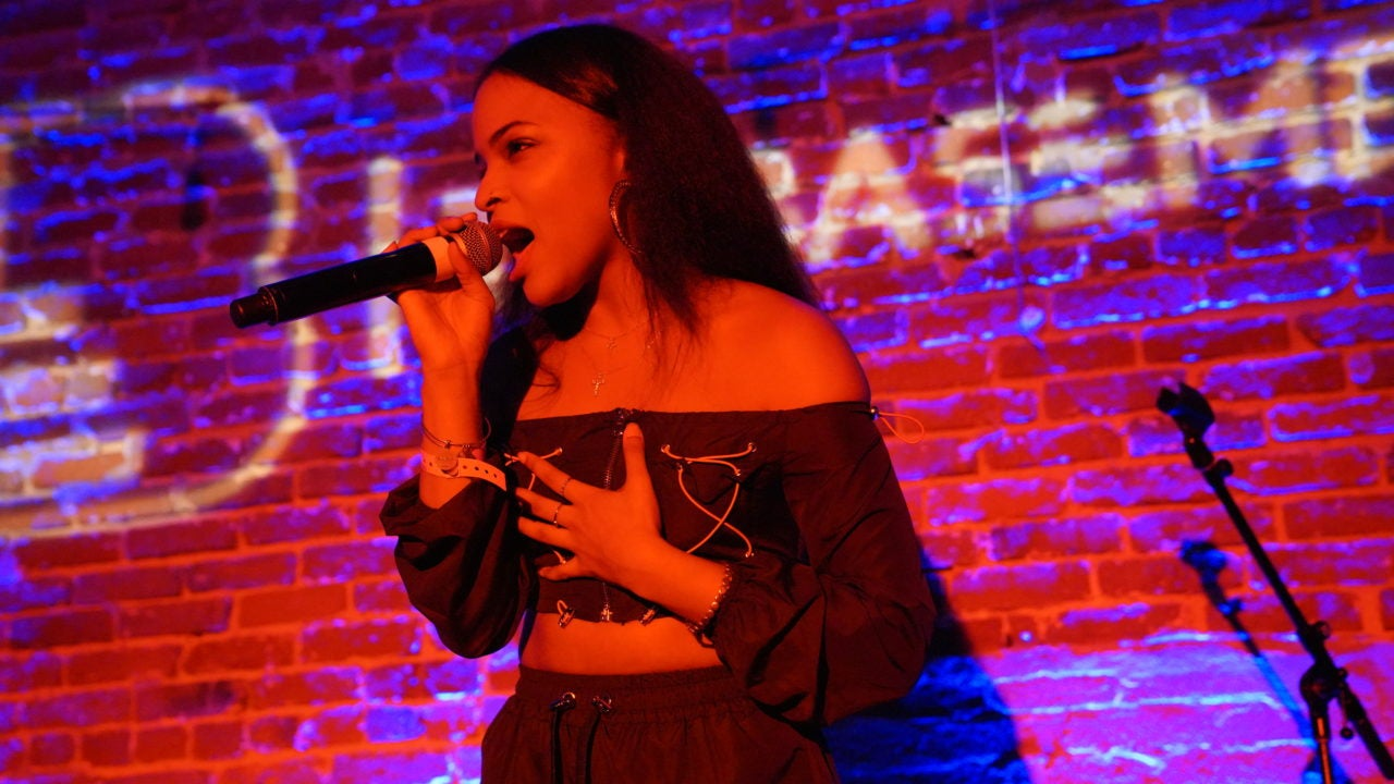 Through Ericka Coulter's 'TheBasement,' New Artists Are Primed For Success