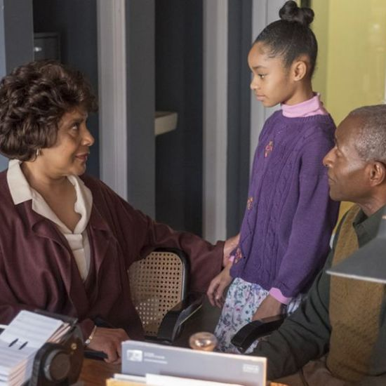 EXCLUSIVE: Watch Phylicia Rashad Play Beth's No-Nonsense Mom In 'This Is Us'