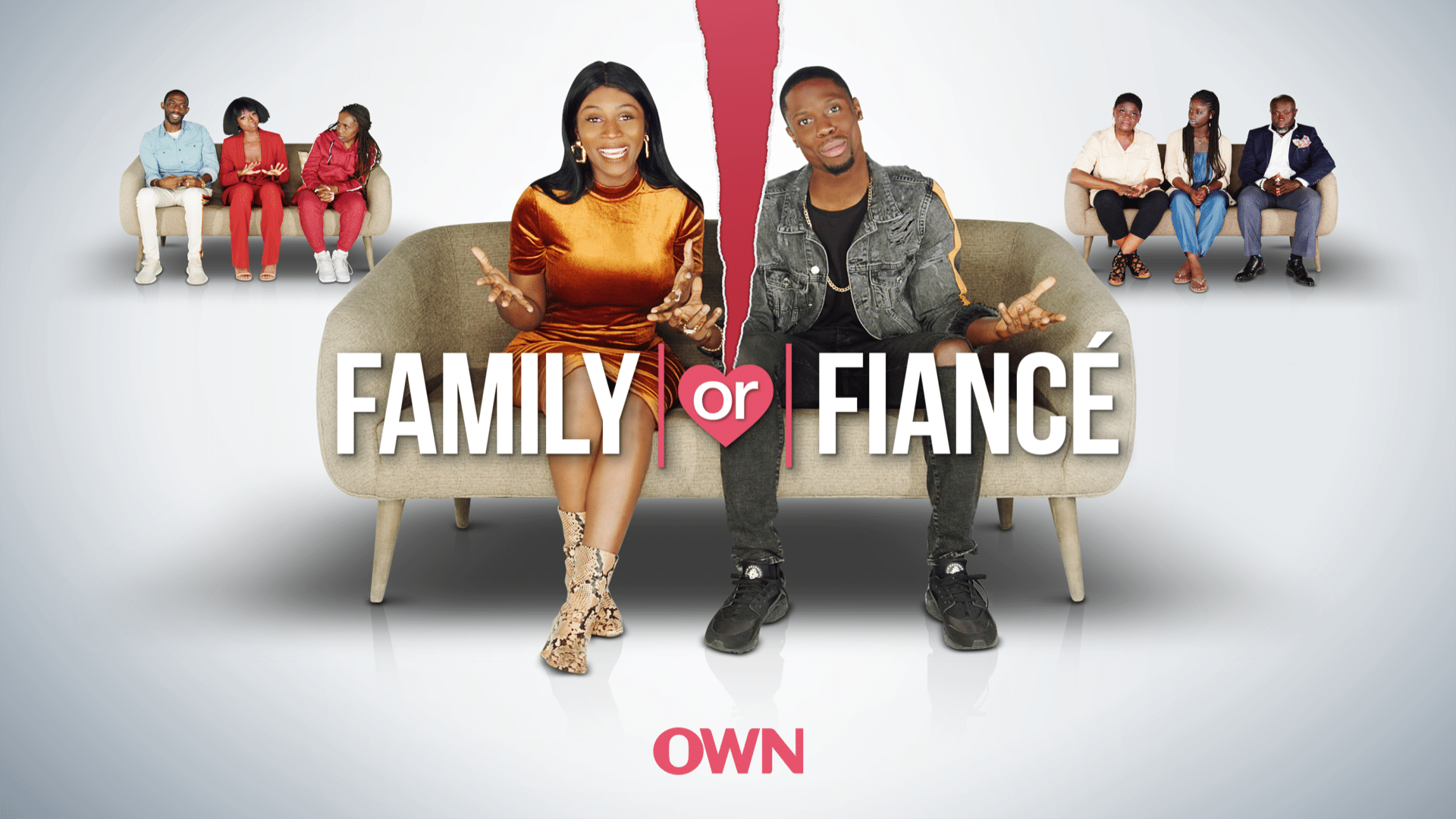 New OWN Reality Show Puts Couples' Love To The Ultimate Test…Getting The Family On Board!