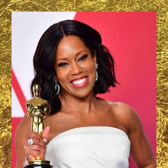 'Beale Street' Star Regina King Calls First-Ever Academy Award Win 'Surreal'