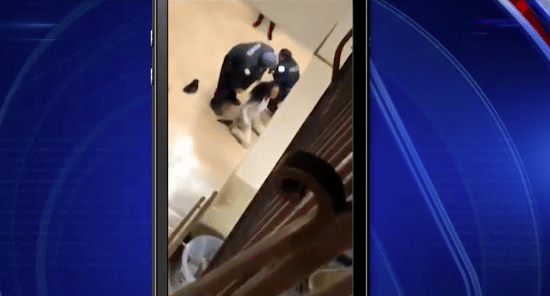 New Video Shows Chicago Cops Dragging 16-Year-Old Student Down Stairs Of High School