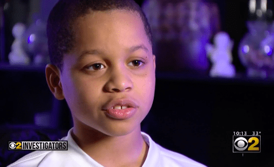 Chicago Family Furious After 9-Year-Old Boy Beaten With 2 Belts By Distant Relative At School