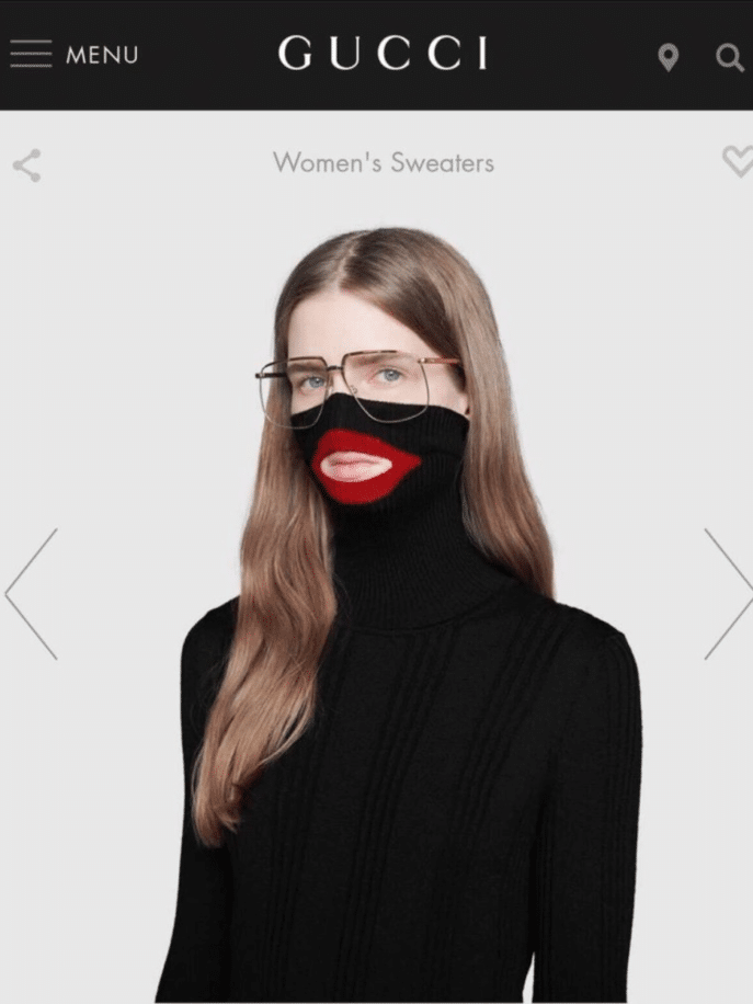 Really, Gucci?! The Brand's Controversial 'Blackface' Sweater Causes An Uproar