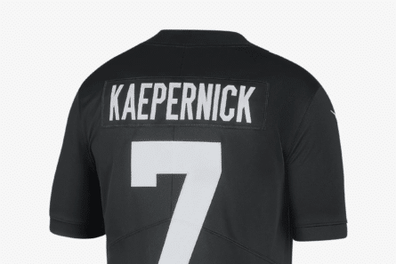 Colin Kaepernick's Winning Streak Continues With New Fashion Deal From Nike