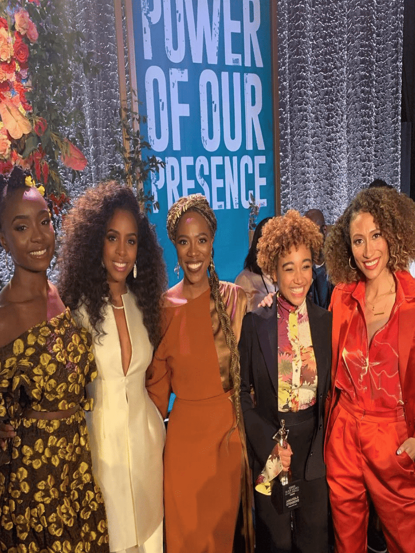 Nobody Celebrates You Like Your Sisters! What It's Like to Attend ESSENCE's Black Women In Hollywood Awards