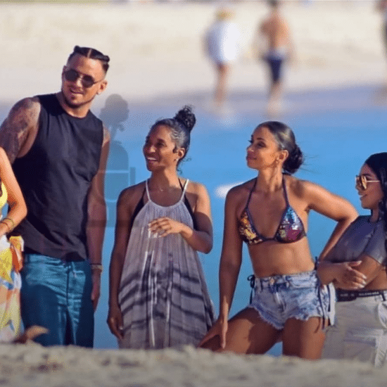 Lil Kim, Mya And Chilli Spotted In Barbados Filming New VH1 Project 'Girls Crew'
