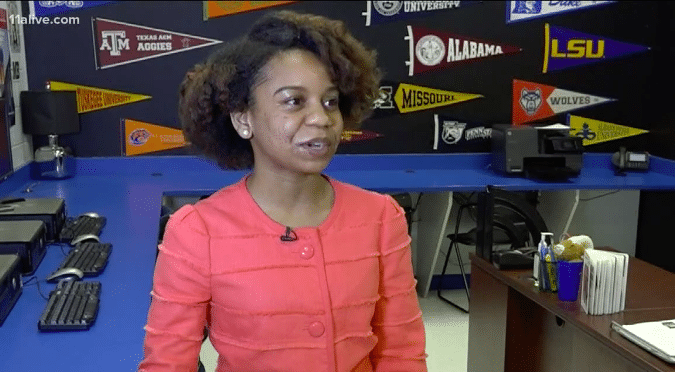 #BlackGirlMagic: Georgia Teen Goes Viral After Sharing Photo Showing Dozens Of College Acceptances
