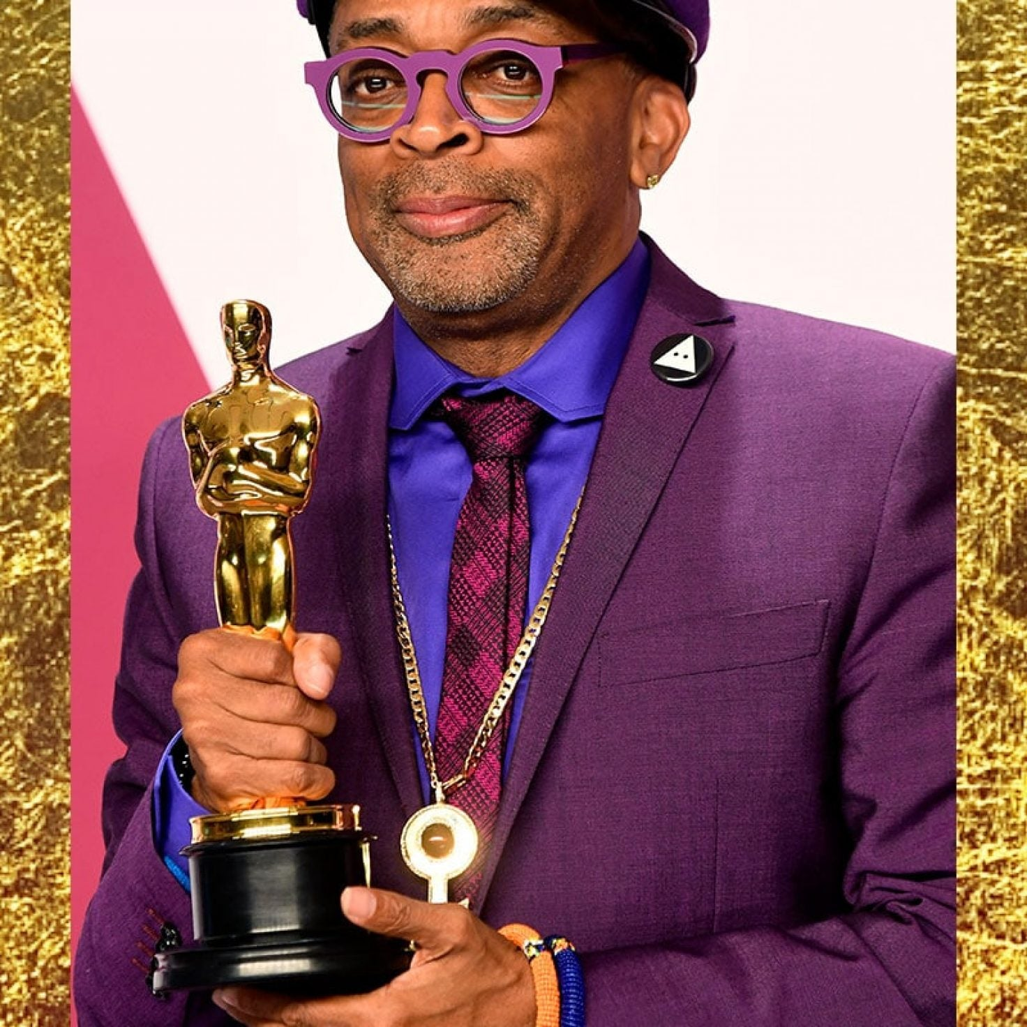 It's About Time! Spike Lee Gets a Standing Ovation As He Accepts His First Oscar Award