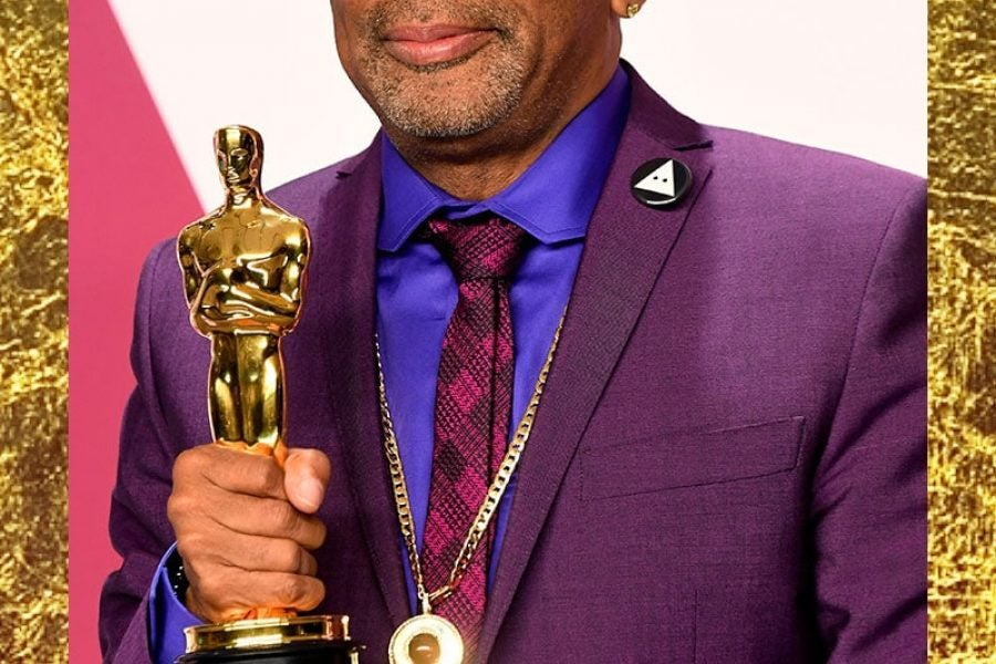 It's About Time! Spike Lee Gets a Standing Ovation As He Accepts ...