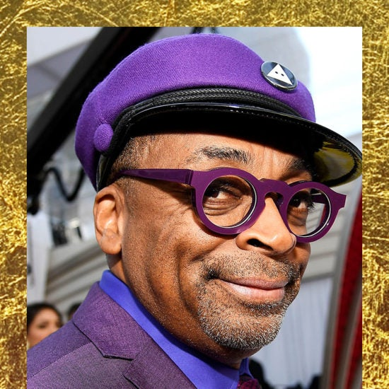 Spike Lee's Oscar Moment Was Footed By A Pair Of Custom-Made Nike Sneakers