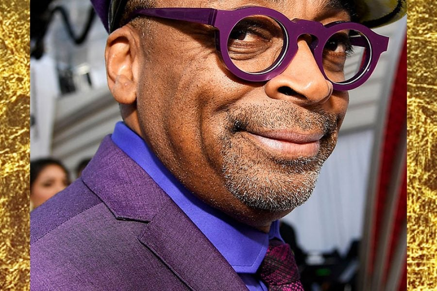 Spike Lee's Oscar Moment Was Footed By A Pair Of Custom-Made ...
