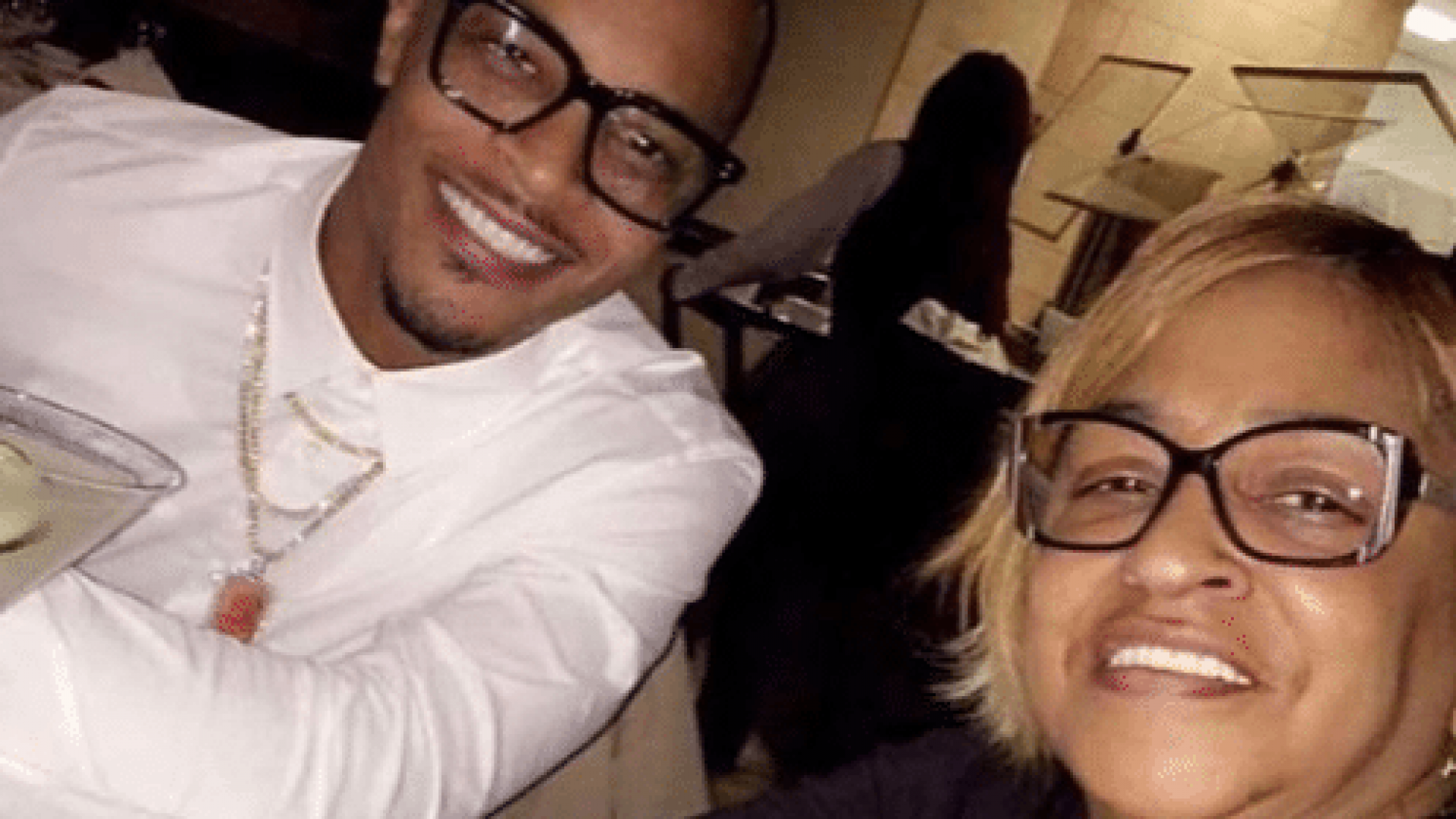 T.I., Tiny And Other Celebrities Mourn The Loss Of Precious Harris