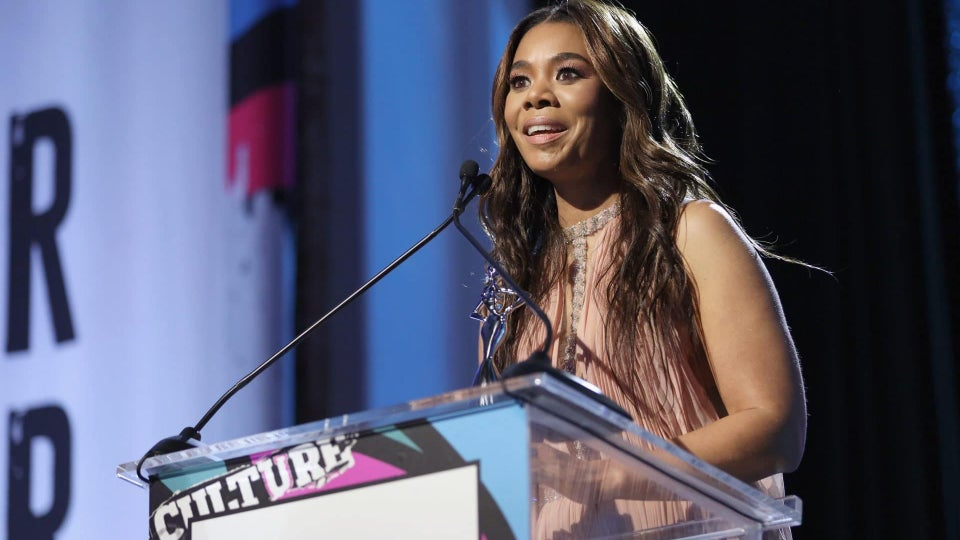 2019 Host Regina Hall Wants To One-Up The BET Awards' Biggest Moments