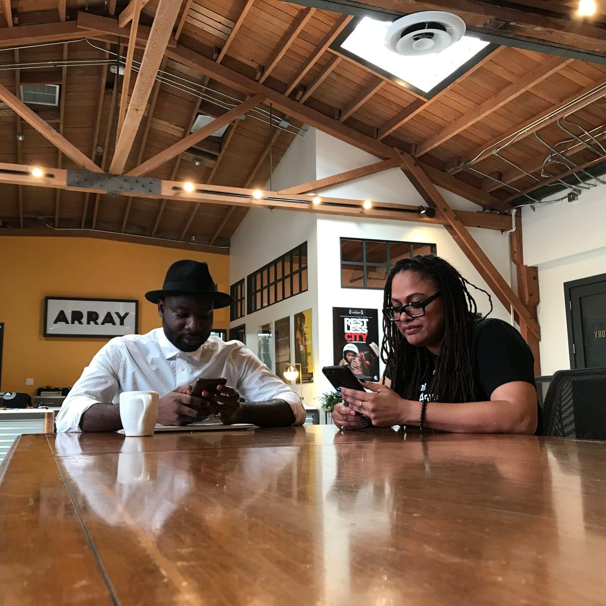 Ava Duvernay's Array And Netflix Announce Acquisition Of