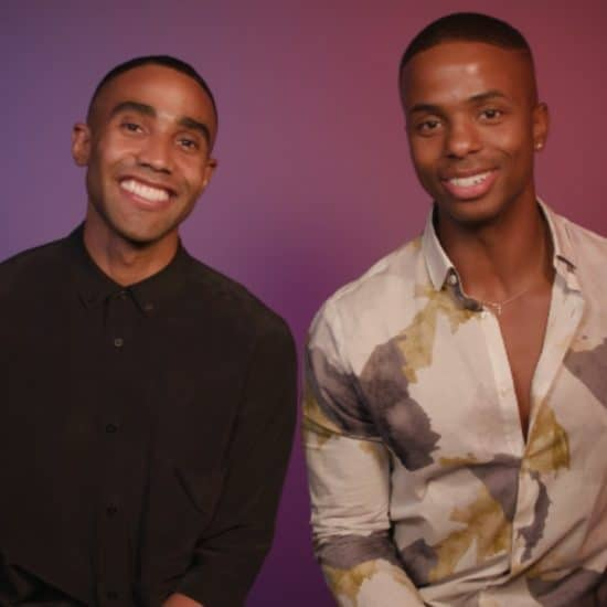 Representation Matters For Joe and Jonathan: 'It's More Than Black Gay Love, It's A Responsibility'