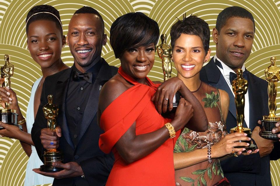 The Way-Too-Short List Of Black Oscar Winners