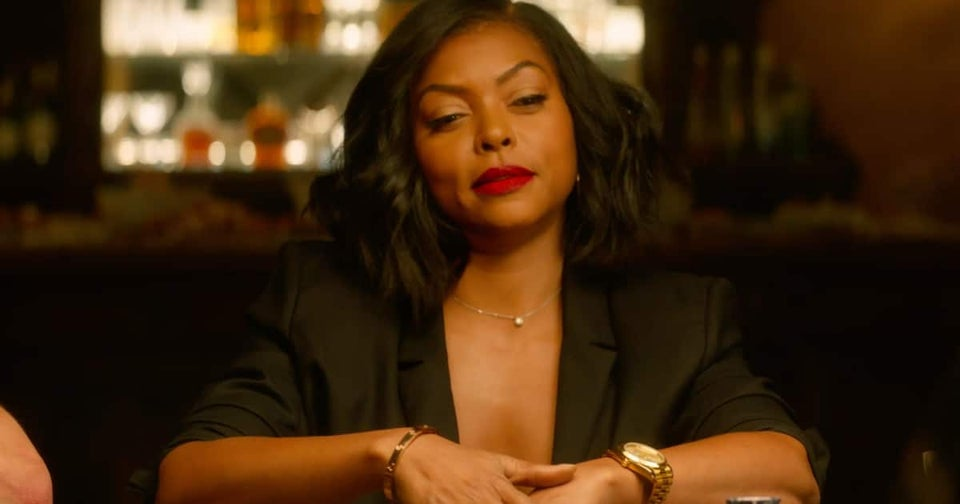 Taraji P. Henson Says Stop Comparing Her Movie To 'Green Book': 'I Don't See the Similarities'