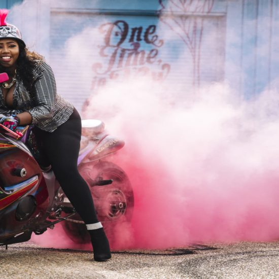Meet The Caramel Curves: New Orleans's All-Female Biker Club Is Full Of Black Girl Magic