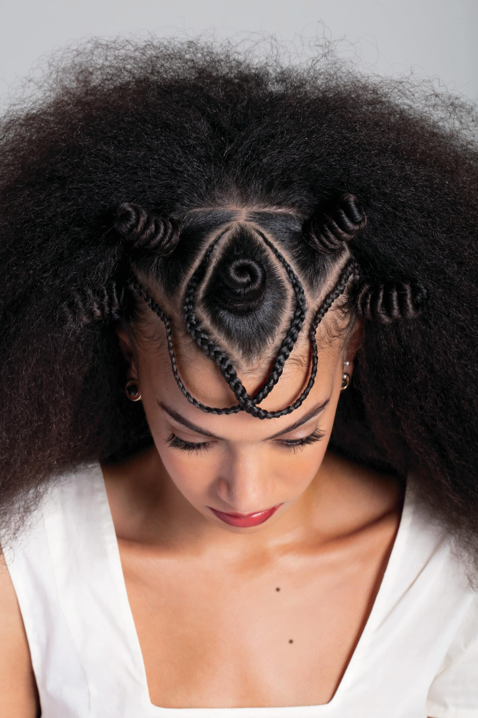 Peachy Tribal Tresses The Beauty Of Our Braids Exceeds The Intricacy Of Schematic Wiring Diagrams Amerangerunnerswayorg