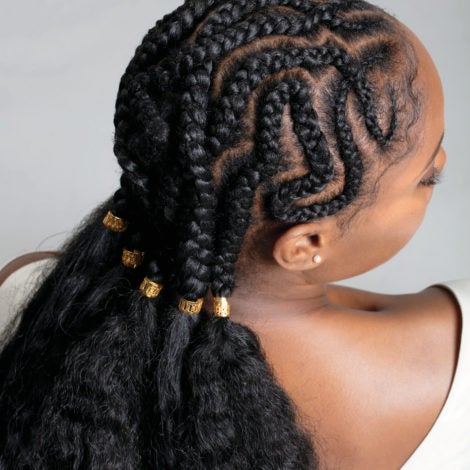 Tribal Tresses: The Beauty Of Our Braids Exceeds The Intricacy Of The Design
