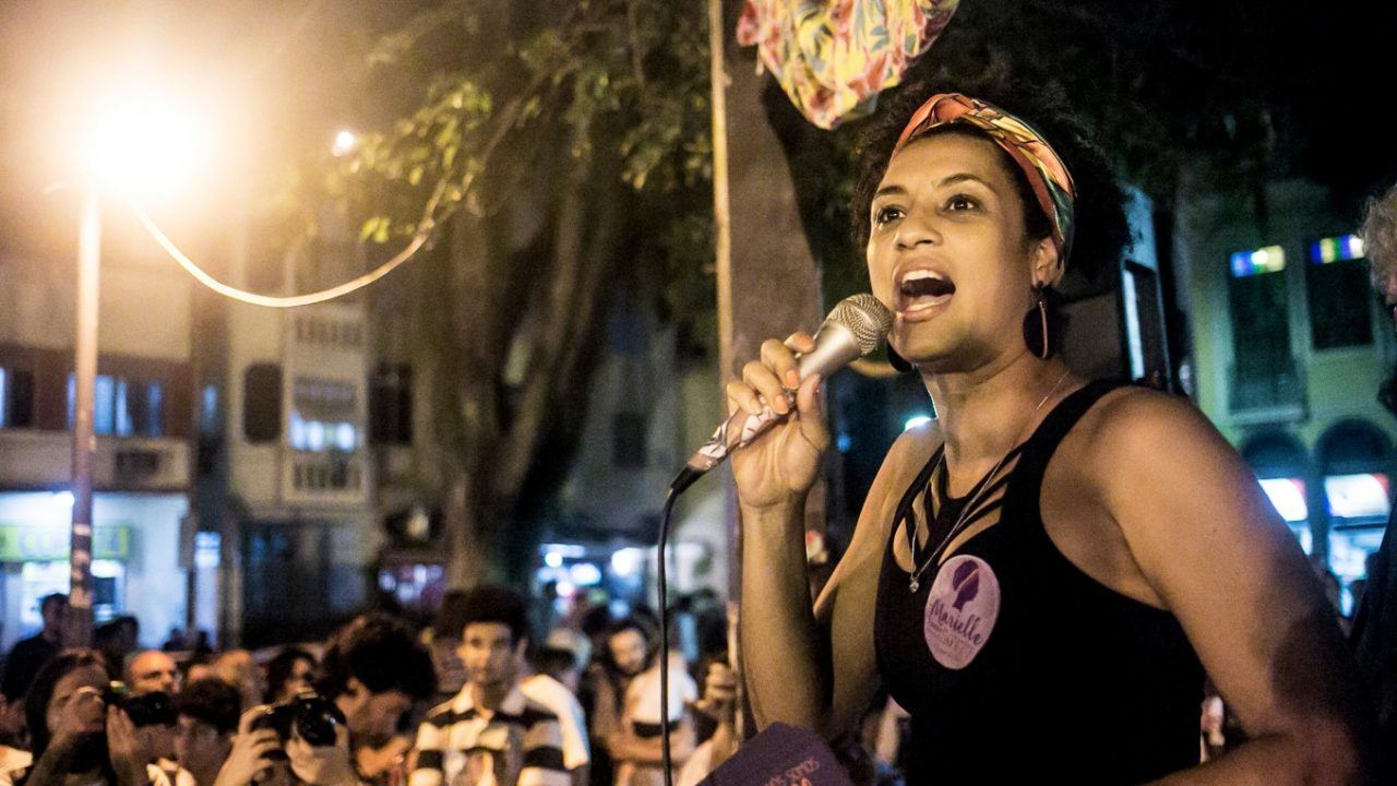Remembering Brazil's Marielle Franco A Year After Her Assasination